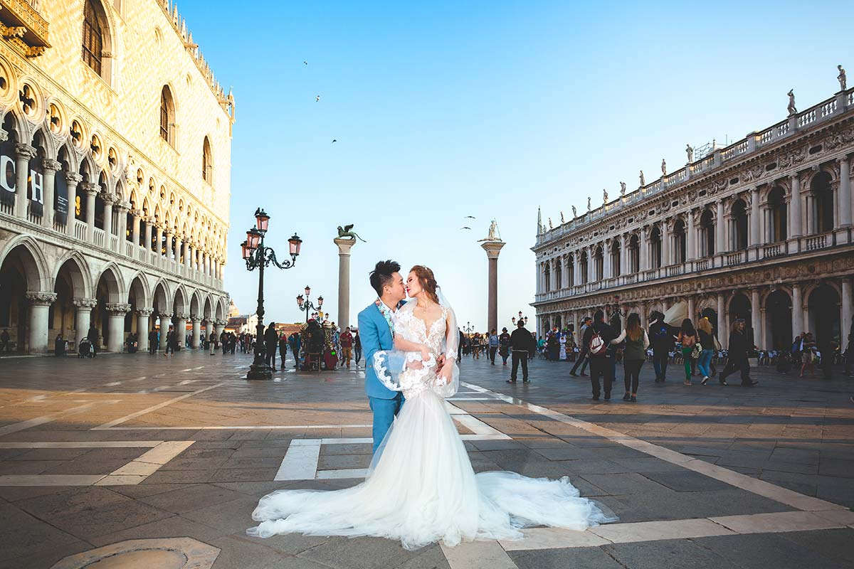 Wedding Photographer Venice Italy Cristian Mihaila