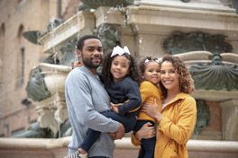 Packages for outdoor family photoshoot in Bologna
