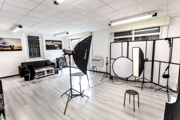 noleggio studio fotografico con sala posa bologna per